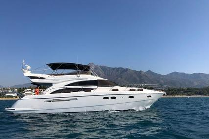 Princess 57 for sale in Spain for €330,000 (£301,373)