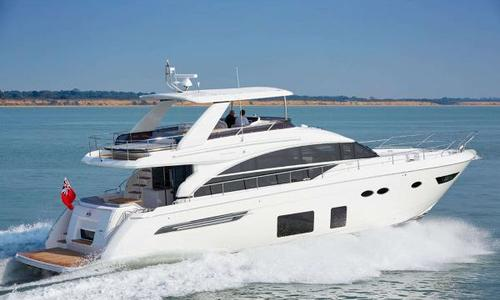 Image of Princess 68 for sale in United Kingdom for £1,849,950 Southampton, United Kingdom