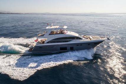 Princess 68 for sale in Spain for £1,850,000