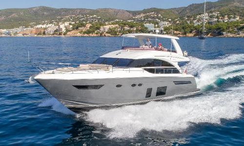 Image of Princess 68 for sale in Spain for £1,850,000 Mallorca, Spain