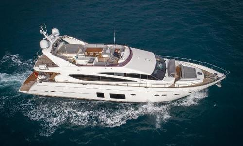 Image of Princess 85 for sale in France for £2,350,000 Nice, France