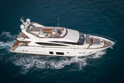 Princess 85 for sale in France for £2,350,000