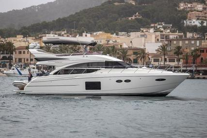 Princess 56 for sale in Spain for €845,000 (£730,767)