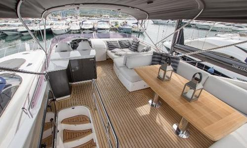 Image of Princess 56 for sale in Spain for €845,000 (£725,060) Mallorca, Spain