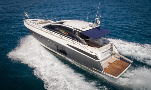 Image of Princess V52 for sale in Spain for £445,000 Denia, Spain