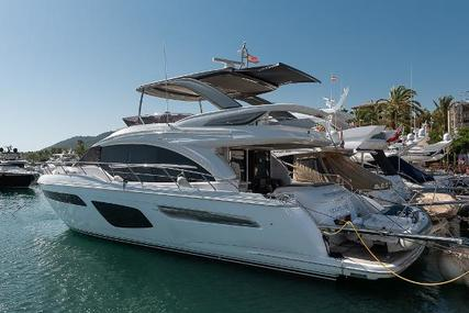 Princess F62 for sale in Spain for £899,500