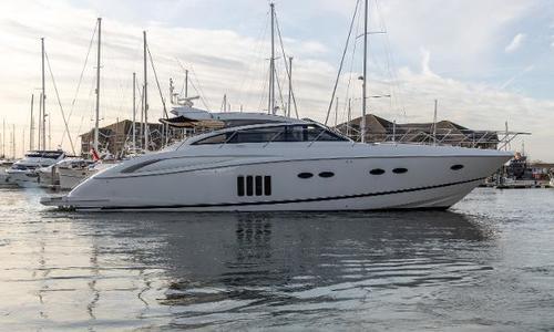 Image of Princess V62 for sale in United Kingdom for £699,950 Port Solent, United Kingdom
