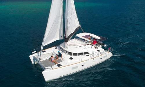 Image of Lagoon 380 for sale in Martinique for €249,000 (£216,001) Le Marin, Martinique