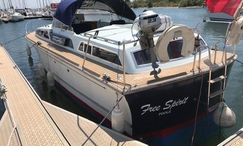Image of Swordsman 37 Aft Cabin for sale in France for £70,000 Near Marseille, France
