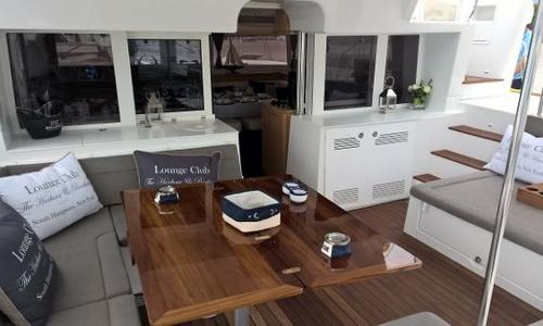 Image of Lagoon 450 for sale in Greece for €460,000 (£396,641) Athens, Greece