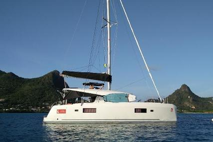 Lagoon 42 for sale in Martinique for €410,000 (£368,625)