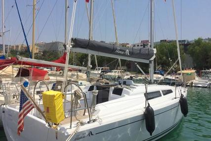 Hanse 315 for sale in Turkey for €92,000 (£79,935)