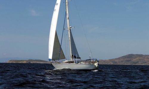 Image of Nautor's Swan 47 for sale in Malta for €125,000 (£106,455) Malta