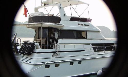 Image of Van Der Valk Vitesse 52 for sale in Turkey for €149,500 (£129,157) Marmaris, Turkey