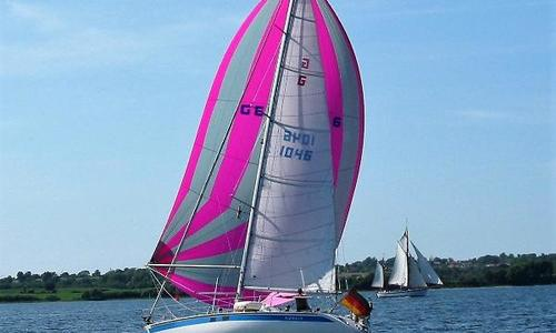 Image of Nautor's Swan 39 for sale in Germany for €79,000 (£68,250) Flensburg, Germany