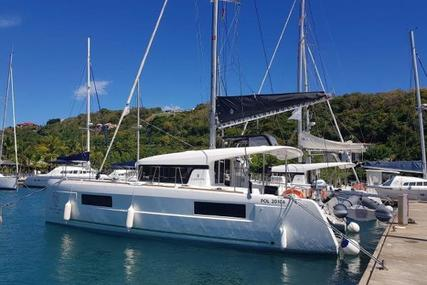 Lagoon 40 for sale in Croatia for €345,000 (£310,185)