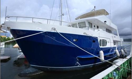 Image of Inace Expedition Motor Yacht for sale in South Korea for $1,650,000 (£1,183,339) Yosu, South Korea
