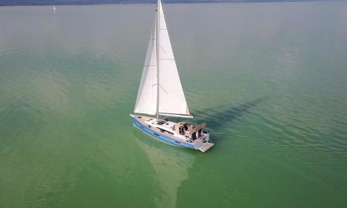 Image of Dufour Yachts 460 GL for sale in Hungary for €300,000 (£258,269) Lake Balaton, Hungary