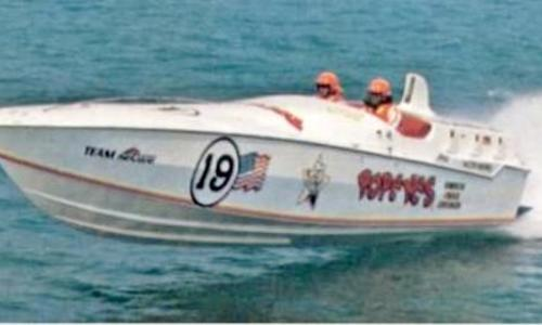 Image of Cigarette Racing - Don Aronow 'Bubbledeck' for sale in United Kingdom for $273,000 (£199,147) Southampton, United Kingdom