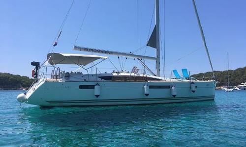 Image of Jeanneau Sun Odyssey 53 for sale in Croatia for €205,000 (£177,967) Split, Croatia