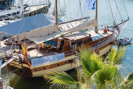 Custom 74ft Ketch Gulet for sale in Spain for €550,000 (£489,930)