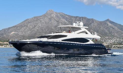 Image of Sunseeker 88 Yacht for sale in Spain for £1,950,000 Puerto Banus, Spain