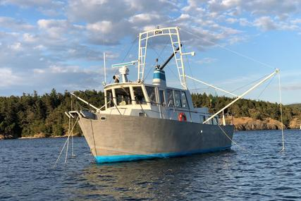 Ted Brewer Custom 41 Trawler for sale in United States of America for 150.000 $ (1.180.363 TL)