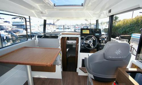 Image of Jeanneau Merry Fisher 895 Marlin Offshore for sale in United Kingdom for £147,950 Chichester, United Kingdom