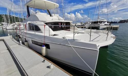 Image of Leopard 43 Powercat for sale in British Virgin Islands for $499,000 (£360,672) Road Town, British Virgin Islands