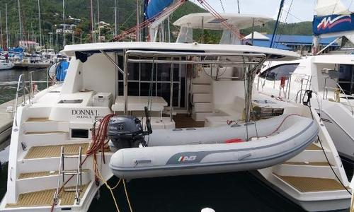 Image of Leopard 48 Crewed Version for sale in British Virgin Islands for $400,000 (£283,897) Road Town, British Virgin Islands