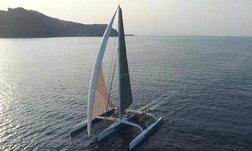 Image of CDK Technologies ORMA 60 Trimaran for sale in Greece for €259,000 (£225,260) Near Athens, Greece
