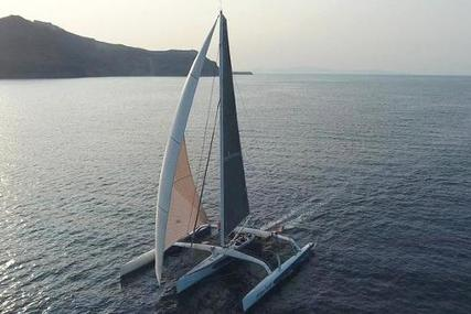 CDK Technologies ORMA 60 Trimaran for sale in Greece for €259,000 (£230,061)