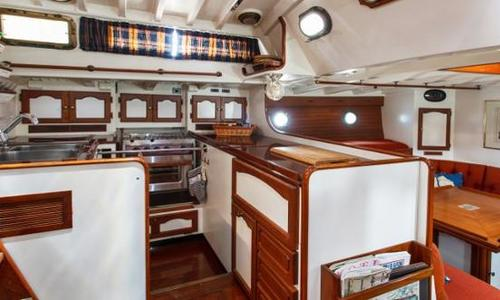 Image of Williams craft Cuttyhunk 54 Ketch for sale in France for €390,000 (£335,712) Nice, France