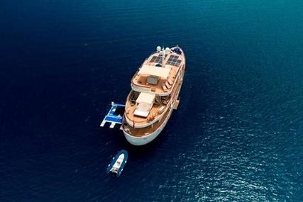 Aegean Yachts 112' Full Displacement Motor Yacht for sale in Croatia for €3,990,000 (£3,552,635)