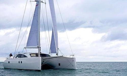Image of Ice Yachts Ice Cat 61 for sale in France for €1,290,000 (£1,118,345) Sète, 34, France