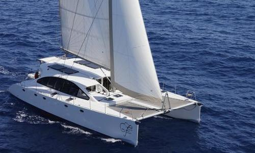 Image of DUDLEY DIX DH 550 Catamaran for sale in Portugal for €695,000 (£604,463) Portimao, Portugal