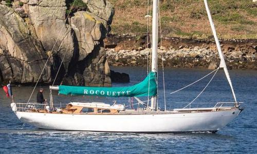 Image of Camper & Nicholsons Classic Sloop for sale in France for €115,000 (£98,677) Douarnenez, France