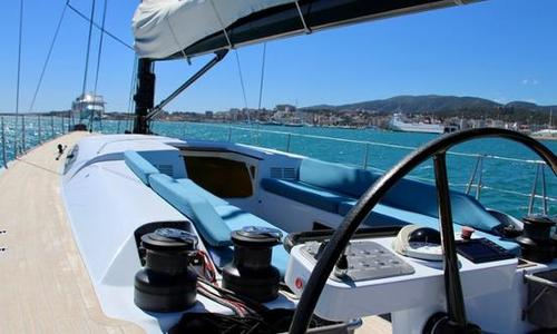 Image of Yachting Developments marten 72 racer for sale in Spain for €1,250,000 (£1,081,016) Valencia, Spain