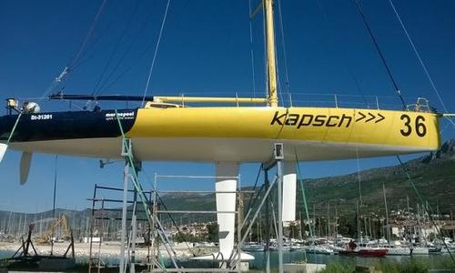 Image of GARCIA imoca 60 for sale in Croatia for €175,000 (£149,906) Kamen, Croatia