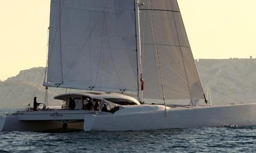 Image of Custom Velum 72 Fast Cruising Cat for sale in France for €580,000 (£502,822) Port Napoleon, France