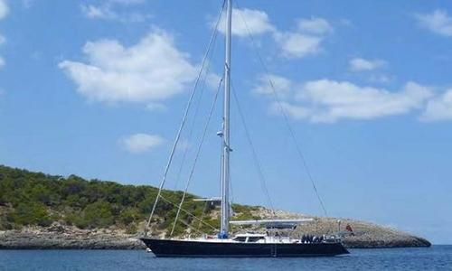 Image of Oyster Cutter Rigged Sloop for sale in Italy for €655,000 (£567,842) Italy