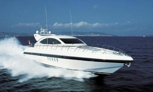 Image of Mangusta 72 for sale in Italy for €490,000 (£422,028) Sabbio bergamasco, Italy