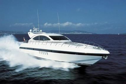 Mangusta 72 for sale in Italy for €490,000 (£447,493)