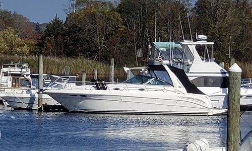 Image of Sea Ray 340 Sundancer for sale in United States of America for $94,500 (£67,750) Pawcatuck, Connecticut, United States of America