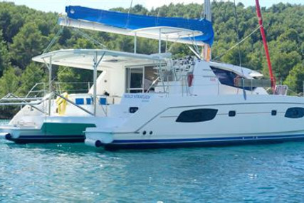 Robertson and Caine Leopard 44 for sale in Croatia for €299,000 (£273,062)
