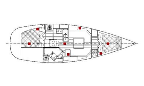 Image of Najad 355 for sale in United Kingdom for £170,000 Southampton, Hampshire, , United Kingdom
