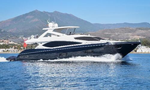 Image of Sunseeker 88 Yacht for sale in Spain for £1,950,000 Malaga, Spain