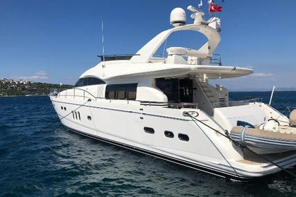 Princess 23 for sale in Turkey for €720,000 (£622,665)