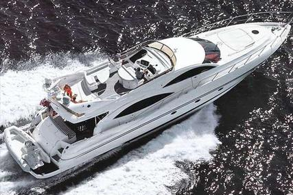 Sunseeker Manhattan 74 for sale in Greece for £470,000