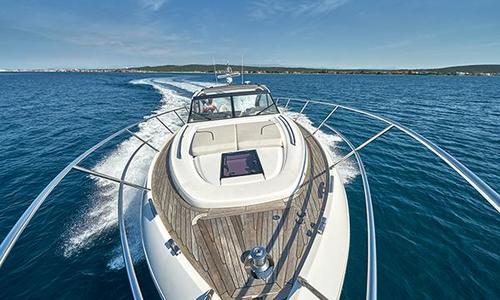 Image of Princess V50 for sale in Croatia for £745,000 ($1,038,798) Split, Croatia